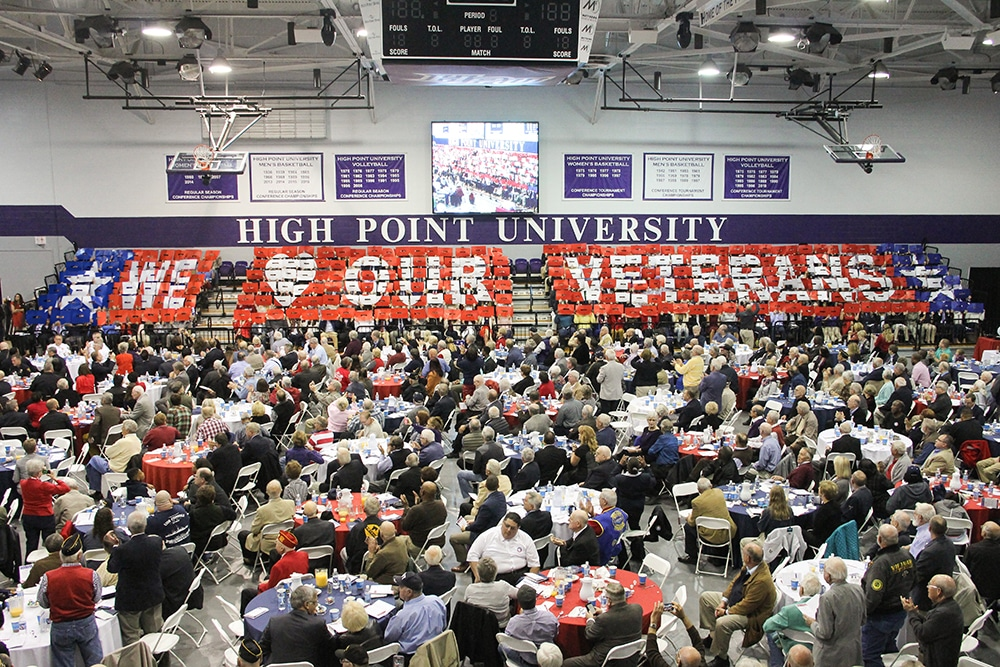 HPU and The War Memorial Foundation Partner to Host Virtual Veterans Day Celebration